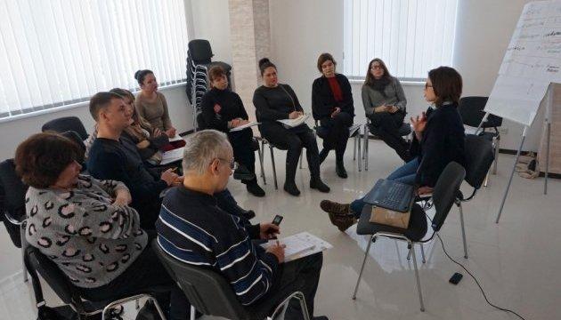 В Херсоне обсудили роль прогрессивной молодежи в жизни местных тергромад