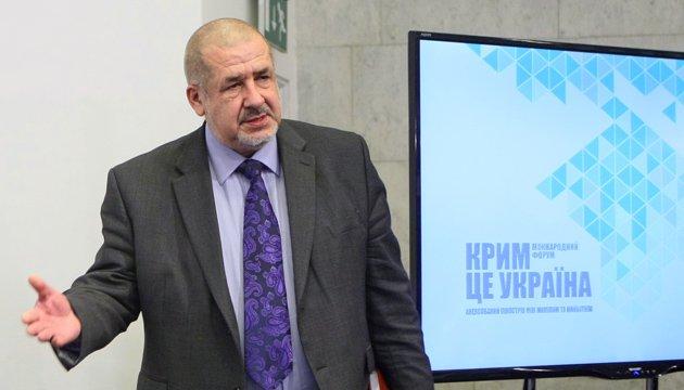 Чубаров навів переконливу статистику переслідувань кримських татар окупантами