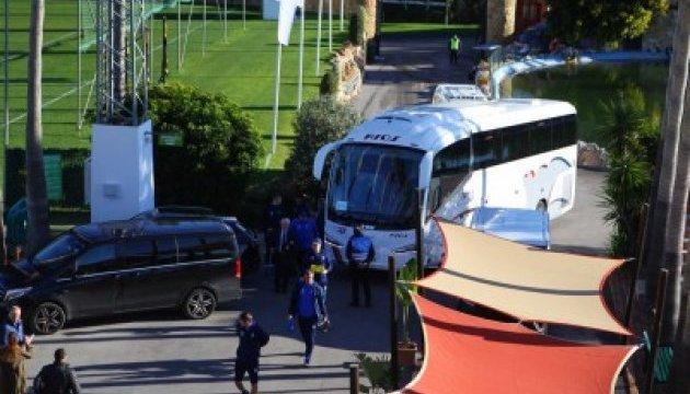 Футбол: київські динамівці розпочали завершальний етап іспанського збору