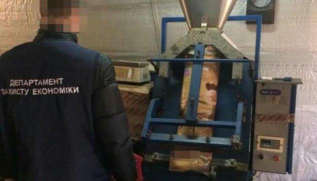 У Львові викрили міні-завод, що підробляв каву відомої марки