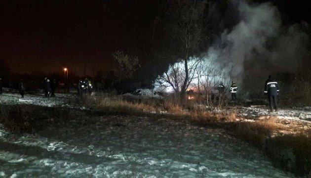 Аварія гелікоптера в Кременчуці: поліція назвала версію слідства