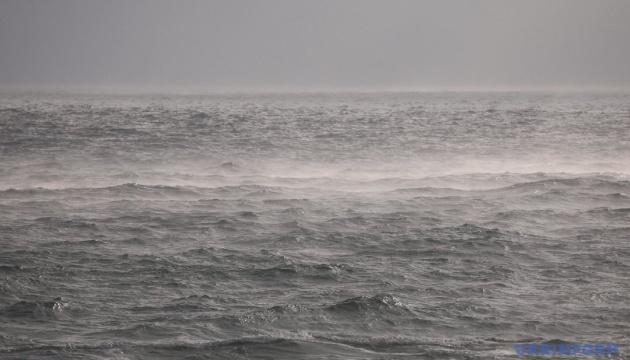 Уровень воды в Азовском море достиг стихийной отметки