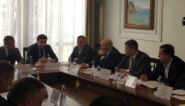 СБУ взяла участь у круглому столі «Відновлення дорожньої інфраструктури як імпульс розвитку економіки країни»