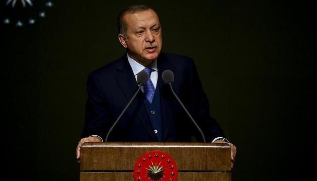 Эрдоган отправил в отставку полсотни генералов и адмиралов