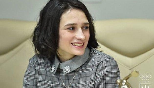 Краща спортсменка грудня тхеквондистка Ірина Ромолданова отримала нагороди НОК