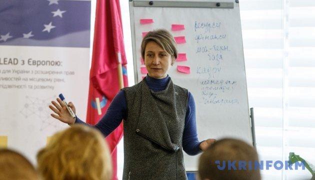 В Запорожье презентовали информресурсы о грантах на развитие культуры и туризма