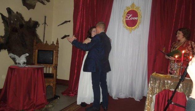 В Дубенском замке теперь можно сыграть средневековую свадьбу