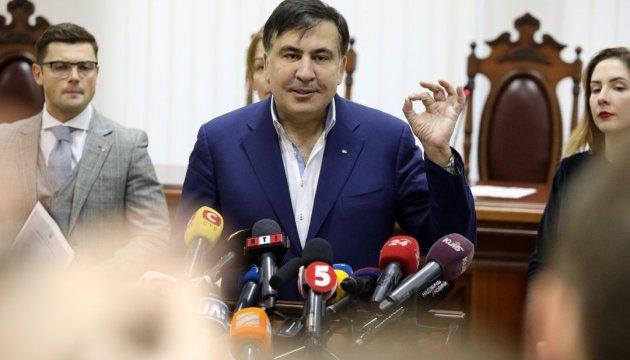 Саакашвили: он для Украины уже все, или еще?