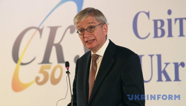 Le président de l'UWC va entamer une tournée mondiale pour défendre les intérêts de l'Ukraine