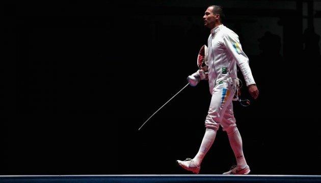 Фехтование: Украинец Никишин дошел до финала на этапе Кубка мира