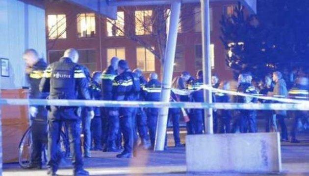 Стрельба в центре Амстердама: полиция сообщила подробности