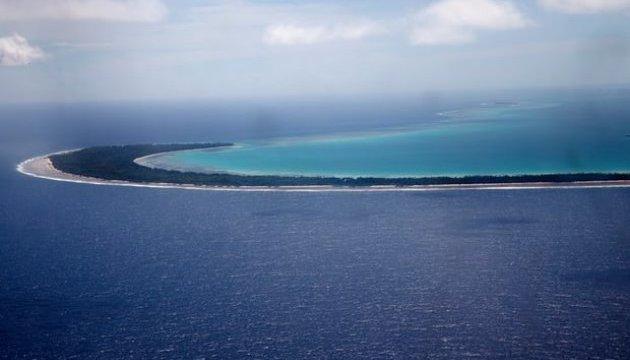 В Океанії зник пором з 50 пасажирами