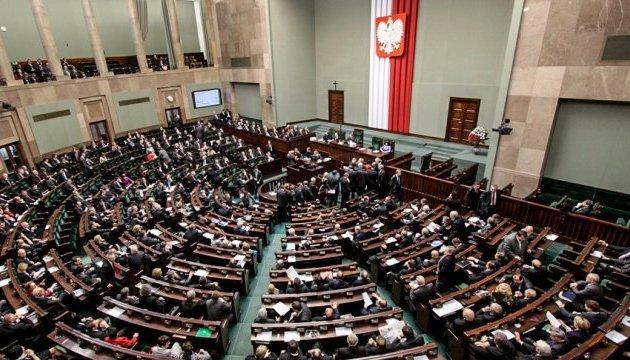 Польский закон об ИНП: