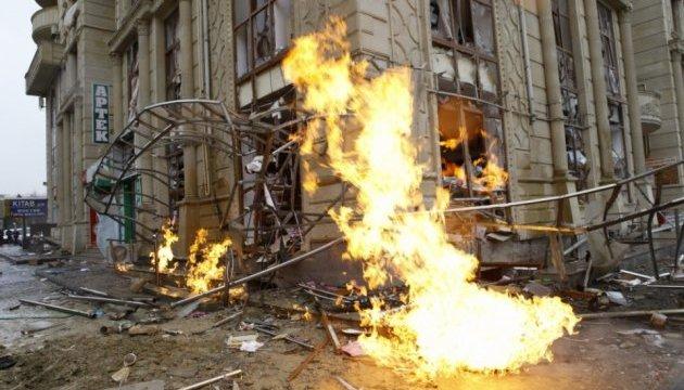 У центрі Баку прогримів вибух у багатоповерхівці, є постраждалий