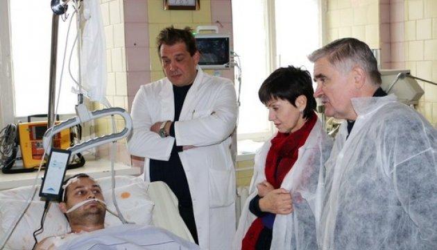Стрілянина в Одесі: мерія виділила грошову допомогу пораненим поліцейським
