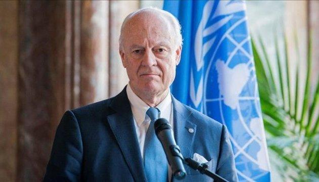 Конституцію Сирії розроблятимуть у рамках Женевського процесу