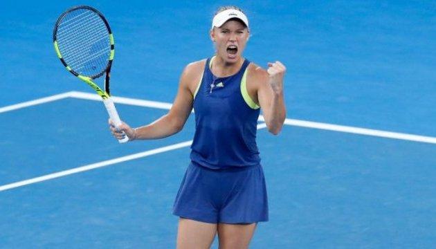 Australian Open: Возняцки впервые выиграла турнир Большого шлема
