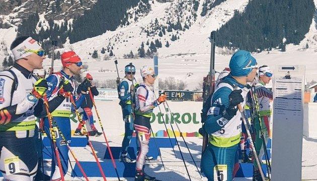 Біатлон: чоловічий персьют чемпіонату Європи виграв  Логінов, Підручний - 8-й