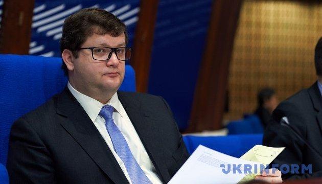 Ар'єв: Українська делегація в ПАРЄ опинилася у складніших умовах, ніж у 2014 році