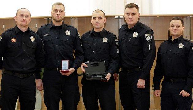Аваков нагородив поліцейських, які ліквідували одеського