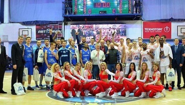 Баскетбол: Север победил Юг в Матче звезд украинской Суперлиги