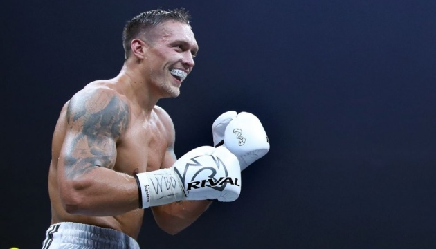 Fight with Gassiev will be 'very cool' - Usyk