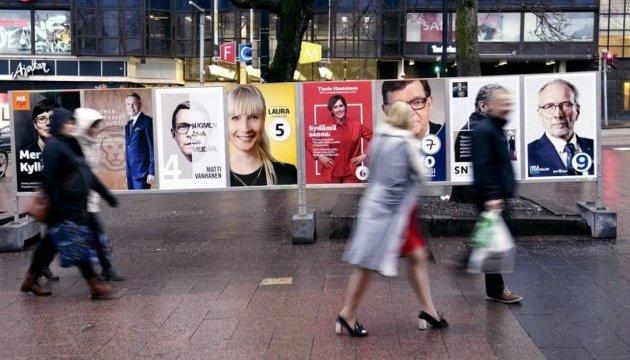 У Фінляндії стартують вибори президента