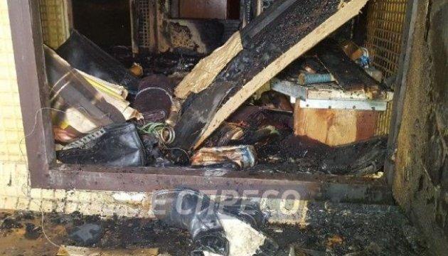 У Києві сталася пожежа в багатоповерхівці: загинула людина, ще двоє - у лікарні