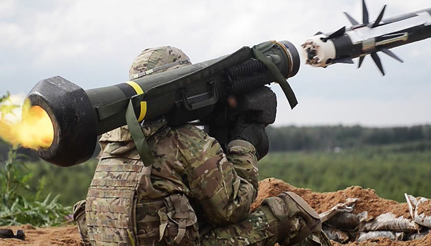 Javelin missiles delivered to Ukraine several weeks ago - U.S. State Department