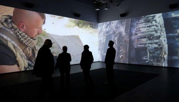 В Музее АТО иностранцам покажут англоязычный фильм о конфликте на Донбассе