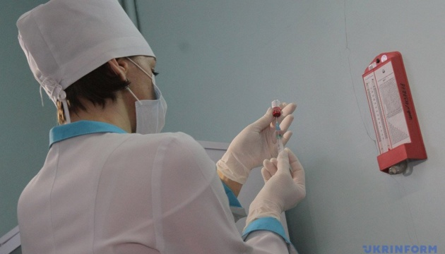З початку року на кір в Україні захворіли понад 35 тисяч осіб