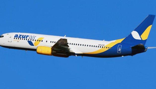 Azur Air Ukraine відкриє новий рейс із України в Іспанію навесні