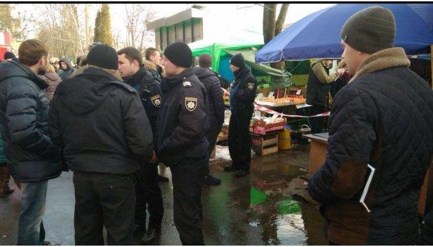 Полиция сообщила подробности стрельбы на Берестейской