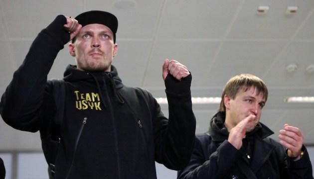 Boxkampf Usyk - Joshua möglich
