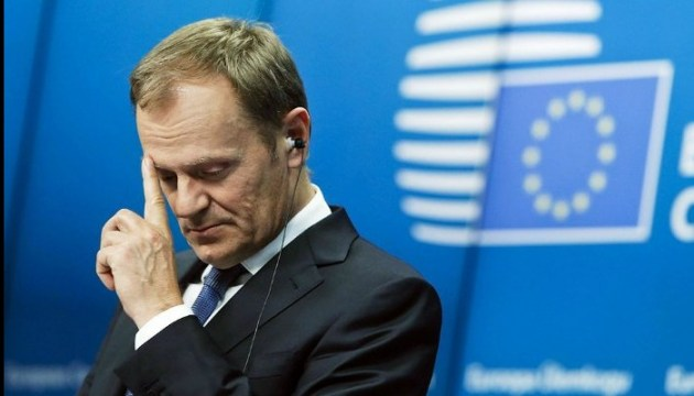 Туск впевнений, що Росія має негативні наміри щодо Євросоюзу