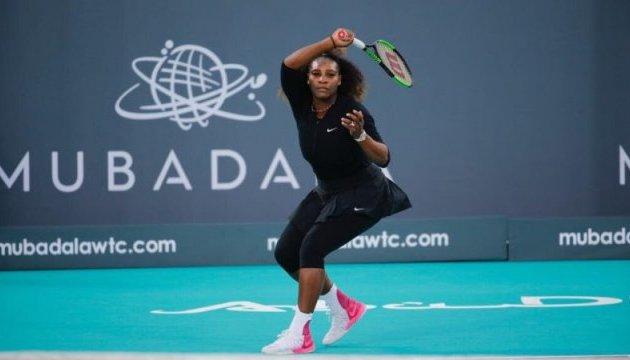 Теннис: Серена Уильямс впервые с 1997 года осталась без рейтинга