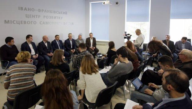На Прикарпатье в 2018-м ожидают создания не менее 10 новых объединенных громад