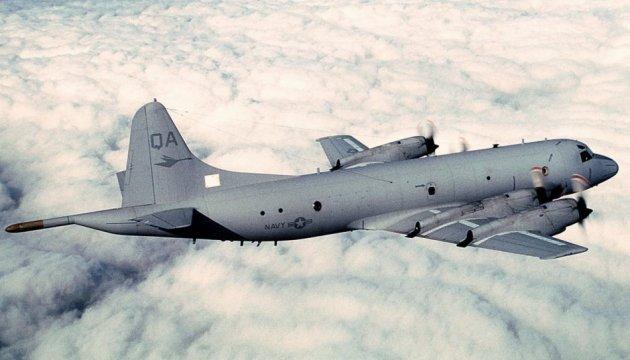 Реактивный самолет РФ перехватил американский P-3 Orion над Черным морем – Пентагон