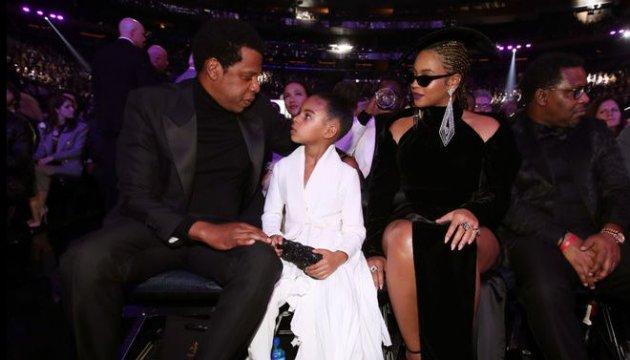 La fille de Beyoncé s'est faite belle dans une tenue créée  par une couturière ukrainienne