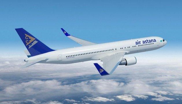 Самолёты из Украины в Казахстан будут летать чаще