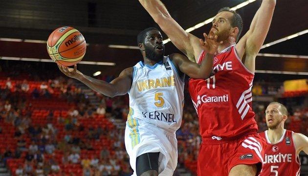 Баскетбол: Пух Джетер сыграет за Украину против Латвии и Швеции в феврале