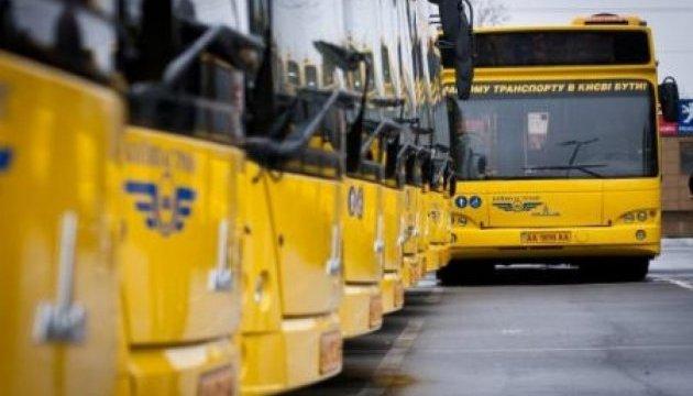 В КГГА рассчитывают, что муниципальный транспорт станет альтернативой частному