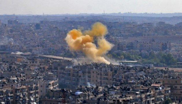 Сирийское правительство причастно к химатакам на гражданское население - Reuters