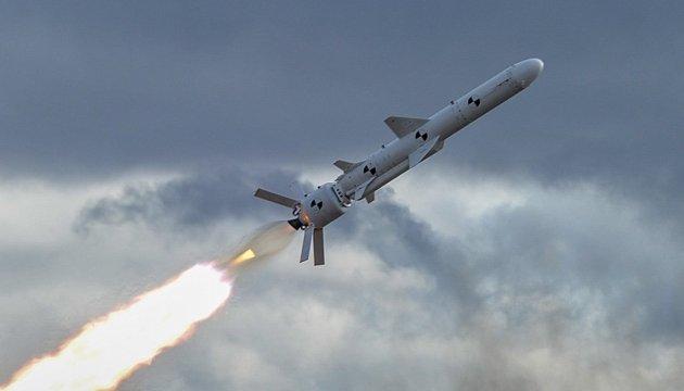 Ukraine testet erfolgreich Marschflugkörper