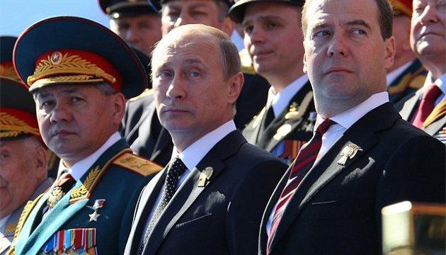 Путин присвоил частям армии РФ наименования в честь украинских городов