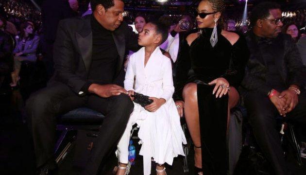 Beyonce's daughter wears ensemble by Ukrainian designer at Grammy Awards 2018