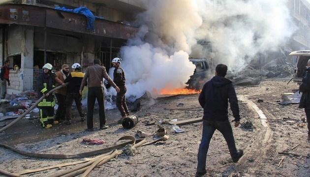 Семь стран призывают не допустить применения химического оружия в Сирии