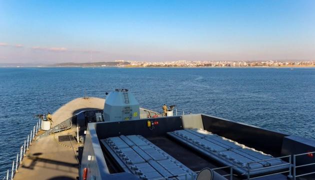 Американский эсминец Donald Cook зайдет в порт Одессы