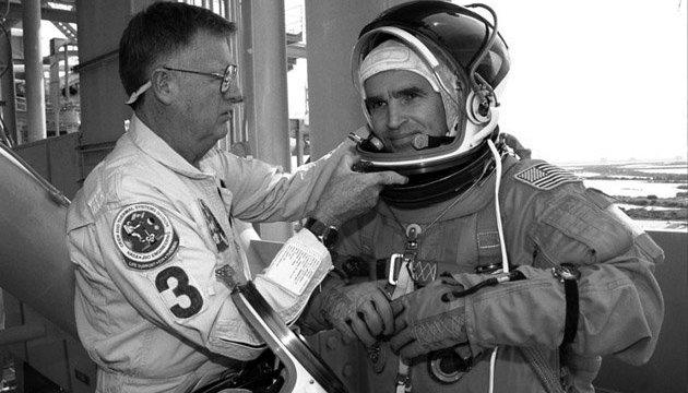 First Ukrainian astronaut Kadenyuk dies
