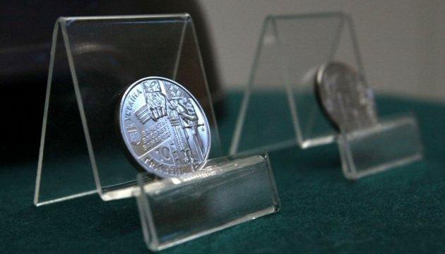 НБУ показал монету, посвященную киборгам